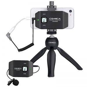 micro sans fil pour smartphone TOP 9 image 0 produit