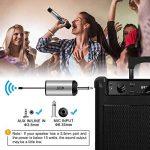 micro sans fil rechargeable TOP 10 image 2 produit