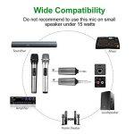 micro sans fil rechargeable TOP 13 image 2 produit