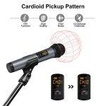 micro sans fil rechargeable TOP 8 image 2 produit