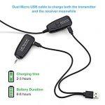 micro sans fil rechargeable TOP 9 image 4 produit