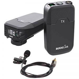 Microphone-caméra RODE Microphones Link Film Maker sans câble de la marque Rode image 0 produit