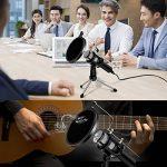 Microphone à condensateur pour studio,Jomst USB Microphone pour Audio Enregistrement,Facebook,Skype,Youtube(PC/Mac) de la marque Jomst image 1 produit