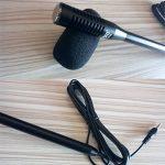 Microphone de poche omnidirectionnel ChenFec - Pour iPhone 6S, iPad Air Pro, smartphones Android Noir de la marque ChenFec image 1 produit