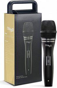 Microphone dynamique cardioïde professionnel Stagg SDM90 de la marque Stagg image 0 produit