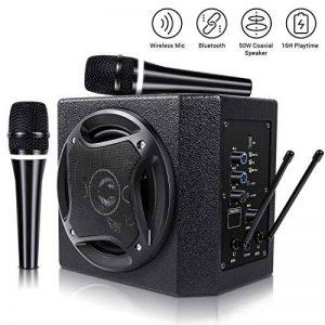 microphone portable sans fil TOP 8 image 0 produit