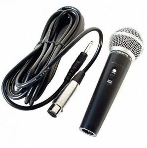 Microphone Professionnel dynamique Microphone Studio et 5m de câble microphone de la marque Soytich image 0 produit
