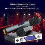 microphone sans fils TOP 8 image 1 produit