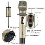 Moukey Microphone sans Fil UHF avec Mini Récepteur Portable de la marque Moukey image 1 produit