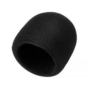 Mousse Mic Microphone à Main Couverture de Pare-Brise pour Blue Yeti, Yeti Pro Condenser Microphone de la marque Mudder image 0 produit