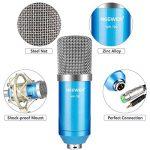 Neewer Microphone à Condensateur et NW-35 Réglable Ciseaux Bras de Suspension d'Enregistrement Microphone avec Support de Anti-choc et Kit de Montage Pince Studio Radiodiffusion de la marque Neewer image 4 produit