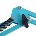 Neewer® NW-35 Bras articulé réglable 80cm pour microphone avec pince pour microphone et serre-joint pour plateau de table - Bleu de la marque Neewer image 4 produit