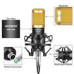 Neewer NW-800 Microphone à Condensateur et NW-35 Réglable d'Enregistrement Bras de Suspension avec Support Antichoc et Kit de Montage Pince de la marque Neewer image 4 produit