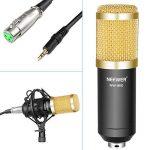 Neewer® NW-800 Professionnel Studio Radiodiffusion Enregistrement Microphone à Condensateur et NW-35 Réglable Microphone d'Enregistrement Bras de Suspension Ciseaux de la marque Neewer image 2 produit