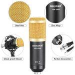 Neewer NW-8000 Micro à Condensateur Studio et Support de Bras avec Antichoc Filtre de Bruit et Fixation de Table pour Radiodiffusion et Enregistrement de la marque Neewer image 3 produit