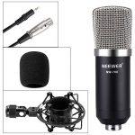 Neewer NW700 Kit de Microphone à Condensateur avec Micro Noir 48V Alimentation Fantôme NW35 Support de Bras avec AntiChoc et Filtre Pop XLR Câble Mâle à Femelle pour Enregistrement de la marque Neewer image 2 produit