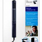 Philips SBCME570 Microphone Électret avec captage du son omnidirectionnel, câble 3m, coffret rangement, Gris de la marque Philips image 2 produit