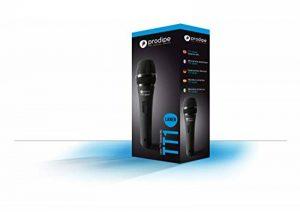 Prodipe TT1 Lanen Microphone chant dynamique Noir de la marque Prodipe image 0 produit