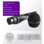 professionnel dynamique cardioïde vocal Micro filaire avec câble XLR (19'Xlr-to-1/4), DE câble en métal Maono-k04Cord Mic Plug and Play pour la Phase, Performance, karaoké, Public Speaking, Home KTV de la marque MAONO image 1 produit