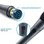 professionnel dynamique cardioïde vocal Micro filaire avec câble XLR (19'Xlr-to-1/4), DE câble en métal Maono-k04Cord Mic Plug and Play pour la Phase, Performance, karaoké, Public Speaking, Home KTV de la marque MAONO image 4 produit