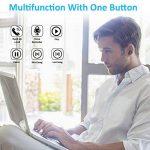 QCY Écouteur Bluetooth, Casque Bluetooth 5.0 Sans Fil Antibruit Oreillettes Intra Auriculaire Magnétique 16H de Lecture, Son Stéréo 3D, Micro Intégré, Etanche IPX4 avec Boîte de Charge pour Sport de la marque Cocoda image 3 produit