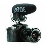 Rode Videomic Pro + Microphone de caméscope avec Fil Noir - Microphones (Microphone de caméscope, -33,6 DB, 20-20000 Hz, Super-cardioïde, 200 Ohm, avec Fil) de la marque Rode Microphones image 4 produit