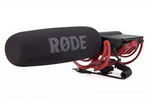 Rode VideoMic Rycote Microphone directionnel à condensateur pour camera de la marque Rode Microphones image 0 produit