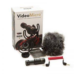 Rode VideoMicro Microphone Caméra Compact de la marque Rode Microphones image 0 produit
