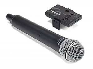 Samson SWGMMSHHQ8E - GO MIC MOBILE HANDHELD Radiomicrophone de la marque Samson image 0 produit