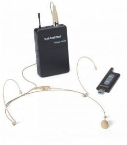 Samson Swxpd1Bde5 Stage XPD1 Headset Wireless System de la marque Samson image 0 produit