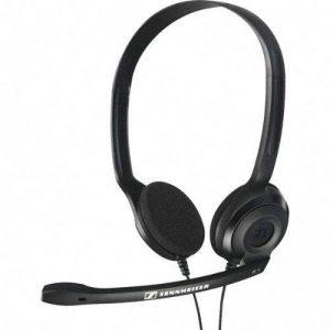 Sennheiser PC3 chat Micro-Casque PC VOIP binaural Noir de la marque Sennheiser image 0 produit