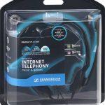 Sennheiser PC3 chat Micro-Casque PC VOIP binaural Noir de la marque Sennheiser image 3 produit