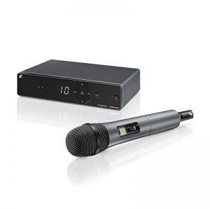 Sennheiser XSW 1–825–Système Micro professionnel sans fil, pour Live, chant et présentations XSW 1-825C - C-Range: 766-790MHz de la marque Sennheiser image 0 produit