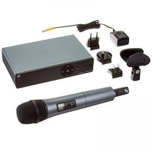 Sennheiser XSW 1–835–Système Micro professionnel sans fil, pour Live, chant et présentations XSW 1-835C (C-Band: 766-790 MHz) de la marque Sennheiser image 0 produit