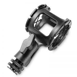 SMALLRIG Microphone Support Universel Adaptateur Suspension Antichoc/Shock Mount/Support Amortisseur avec Cold Shoe - 1859 de la marque SMALLRIG image 0 produit