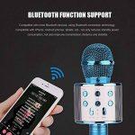 Teepao Microphone Karaoké sans Fil BT 4.1 pour Smartphone, Multi-Fonction de Haut-Parleur de Machine pour la Voix et Chant Enregistrement de la marque Teepao image 4 produit