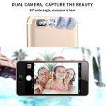 Telephone Portable Debloqué, DOOGEE X20 Smartphone Pas Cher, 3G Android 7.0 Téléphone (Écran 5 Pouce IPS, MT6580 Quad Core, 1GB RAM + 16GB ROM, Double SIM, 5MP Caméra, 2580mAh) - Oro de la marque DOOGEE image 3 produit