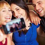Tonor 3.5mm Audio Jack Microphone à Condensateur Omnidirectionnel Cravate Revers Tie Clip On Mini Mic pour Téléphone, Android, Iphone, Ipad de la marque Tonor image 4 produit