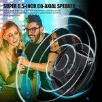 TONOR Haut-parleur Bluetooth 50W avec Microphone Portable sans Fil Système de Sonorisation pour Réunion, Salle de Classe, Conférence, Petite Représentation et Réunion Familiale de la marque Tonor image 1 produit