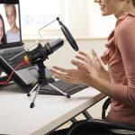 Tonor Microphone 3,5 Jack Micro PC avec Support de Trépied de Bureau pour PC Ordinateur Portable Chant YouTube Skype Noir de la marque Tonor image 1 produit