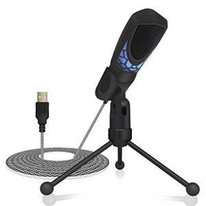Tonor Microphone à Condensateur Micro de Jeu PC Studio Enregistrement Professionnel pour Ordinateur Portable Windows Mac avec Technologie Anti-Bruit de la marque Tonor image 0 produit