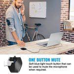 Tonor Microphone à Condensateur Micro USB Omnidirectionnel pour Ordinateur PC pour Conférence Meeting de la marque Tonor image 3 produit