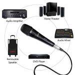 TONOR Microphone Dynamique Professionnel Avec 4,8m Câble Pour DVD/Télévision/KTV Audio/Réflecteur/Mélangeoir/Autobus De Tourisme de la marque Tonor image 1 produit