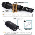 """TONOR Microphone sans Fil 25 Canaux UHF avec Récepteur Portable Sortie 1/4"""" (2pcs) de la marque Tonor image 3 produit"""