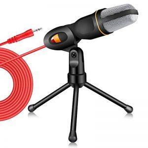Tonor Professional Studio Filaire Microphone à Condensateur avec Le Support pour PC Portable Ordinateur de la marque Tonor image 0 produit