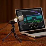 Tonor Professionnel USB Microphone à Condensateur Studio Podcast(deuxième génération) avec l'étagère de support pour PC/portable/ordinateur/Skype/Mac/Enregistrement-Noir de la marque Tonor image 3 produit