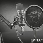 Trust Gaming GXT 252+ Emita Micro Studio USB, Microphone professional avec Bras pour PC de la marque Trust Gaming image 4 produit