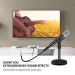 UGREEN Câble XLR Câble Microphone Mâle vers Femelle Compatible avec Enceinte Table de Mixage Caméra Amplificateur Préampli (1m) de la marque UGREEN image 4 produit