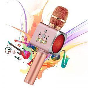 un micro pour chanter TOP 11 image 0 produit