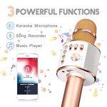 un micro pour chanter TOP 5 image 2 produit
